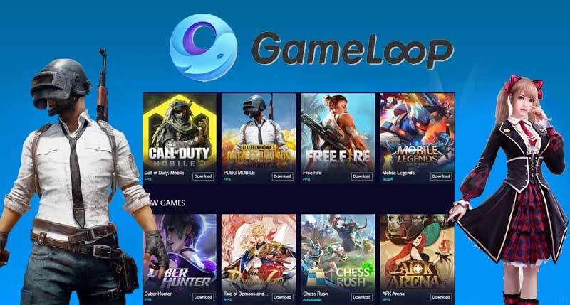 Download And Install GameLoop for Mac OS and Windows