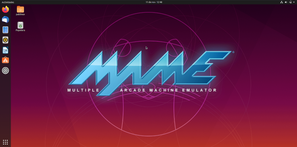Linux Mame