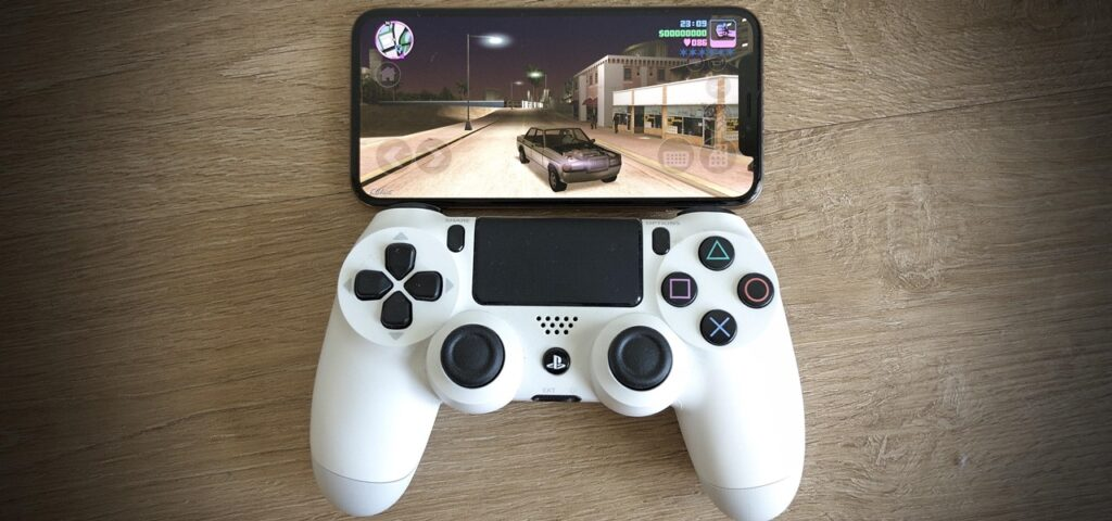 PS4 controller on Linux