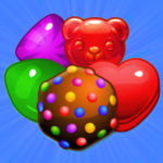 Candy Dandy Adventure : Crush Game on PC Windows and Mac